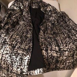 Dressy long jacket